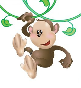 Cute Monkey Cartoons Cartoon monkey Pics