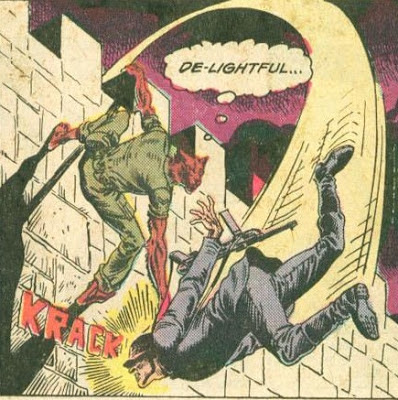 The Comics Code Authority HEARTILY ENDORSES deadly werewolf attacks