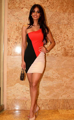 miss earth nichol faria launch frederique watches photo gallery