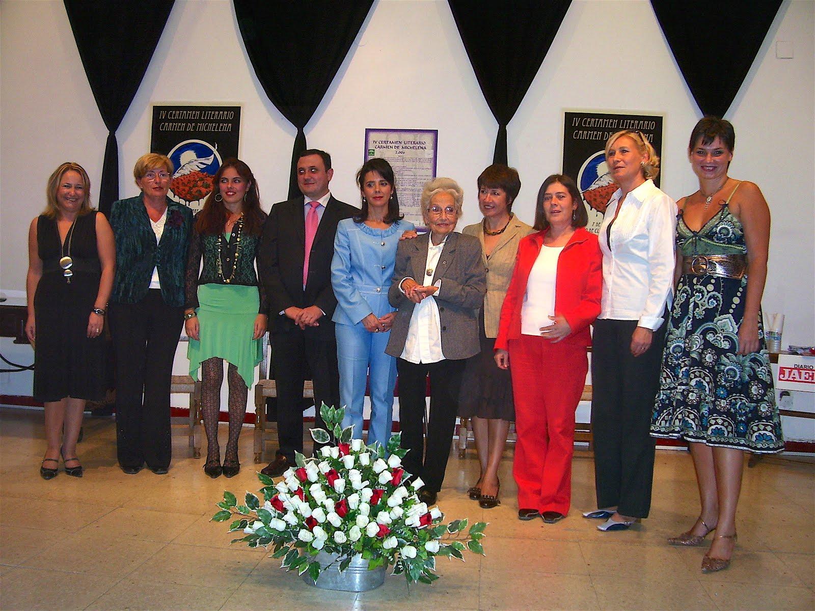 Entrega de Premios 2006