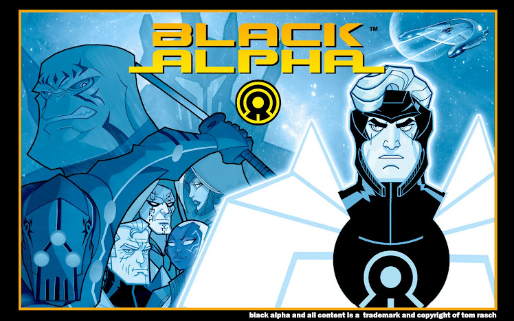 black alpha series