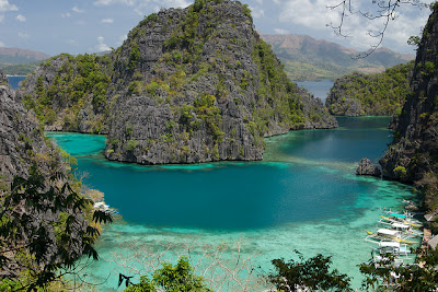 Isla Coron Filipinas