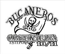 U.D.BUCANEROS CAMPEÓN DE LIGA 10/11 ESTEPONA