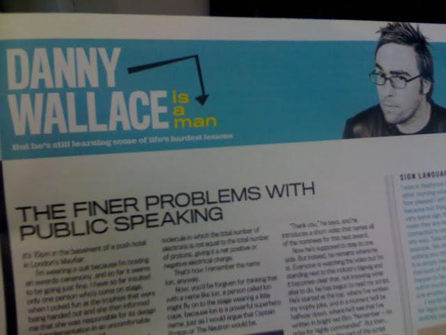 Shortlist+magazine+Danny+Wallace