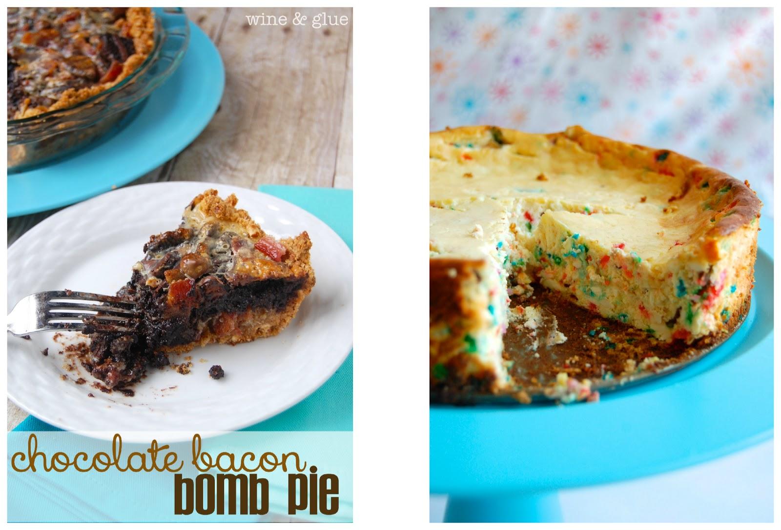 Oreo Cookie Birthday Cake Pie Recipe The Frugal Girls