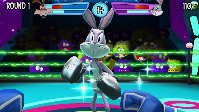 Looney Tunes Galactic Sports PlayStation Vita