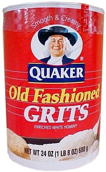 Halcyon Days: Grits: A Southern Comfort Food