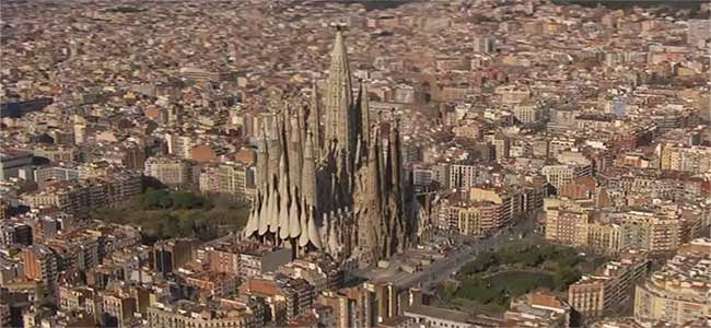Sagrada Familia Barcelona in 2026