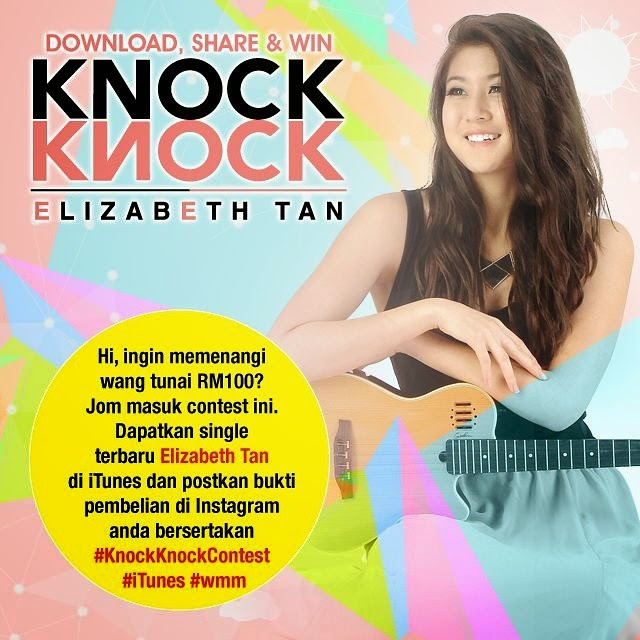 Knock Knock Elizabeth Tan Contest