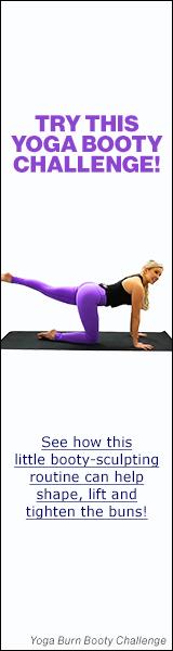 Yoga Booty Challenge!