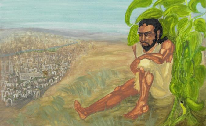 Jonah Nineveh in the Bible