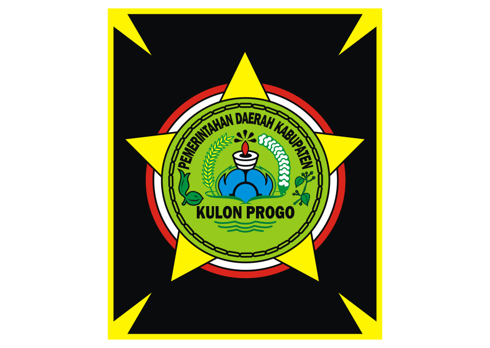Kabupaten Kulon Progo Logo Vector download free