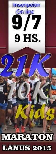 Este año 21K!