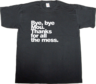 José Mourinho real madrid fun epic fail t-shirt ephemeral-t-shirts