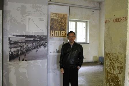 Di Kamp Penjara Dacau, Jerman