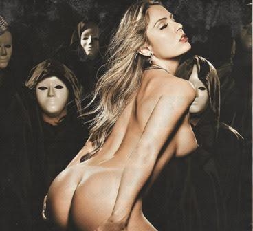 Veja Novas Fotos Da E Bbb Renatinha Nua Na Playboy