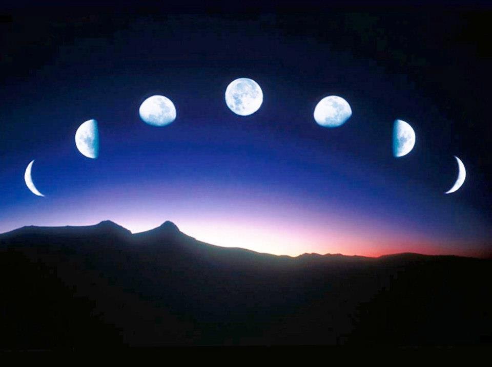 Fases De La Luna En El Mes De Mayo 2016 | newhairstylesformen2014.com