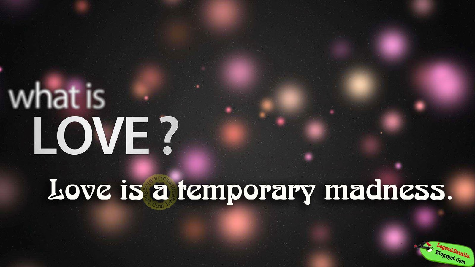 Love Forever Quotes wi...