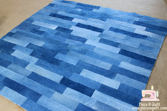 Piece N Quilt Simply Denim A Denim Quilt