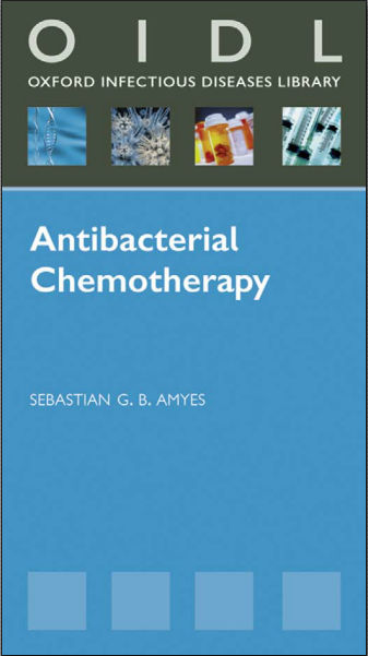 Antibacterial Chemotherapy-Theory, Problems, and Practice (May 2, 2010)