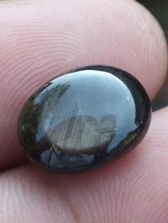 black safir