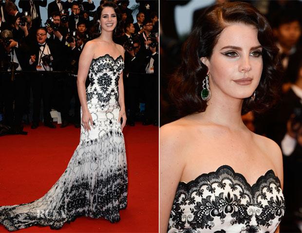 Lana Del Rey Cannes