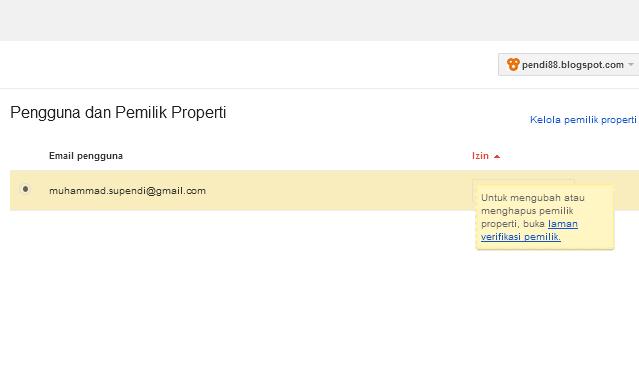 cara paling mudah mendaftarkan blog di google analytics