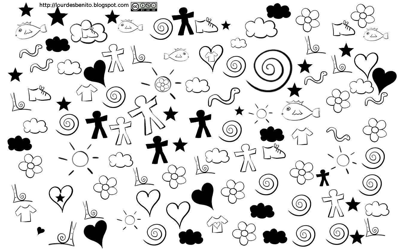 Ilustración infantil: Peque-pasatiempos (Marzo 2013) / Petit passe
