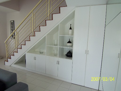 understair2 Creative under stairs hidden storage ideas