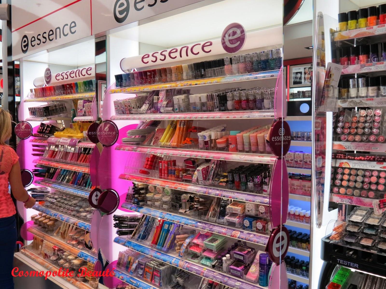 Essence, Barcelone, Espagne, voyage, carnet de voyage, Barcelona, beauté, mode, boutiques