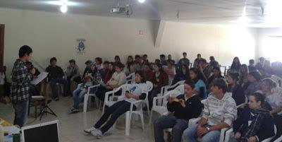 Juventude Missionária gaúcha dá mais um importante passo