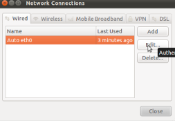 koneksi ubuntu
