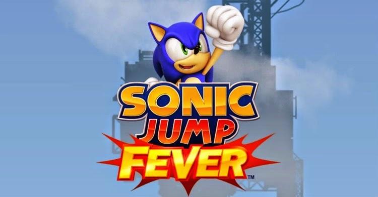Sonic Jump Fever v1.1.2 APK Mod