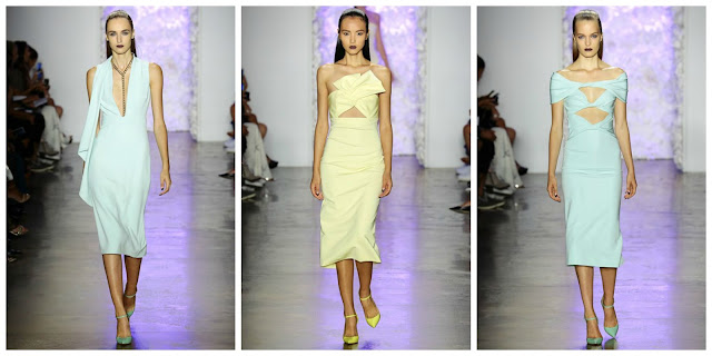 Cushnie Et Ochs NYFW New York Fashion Week