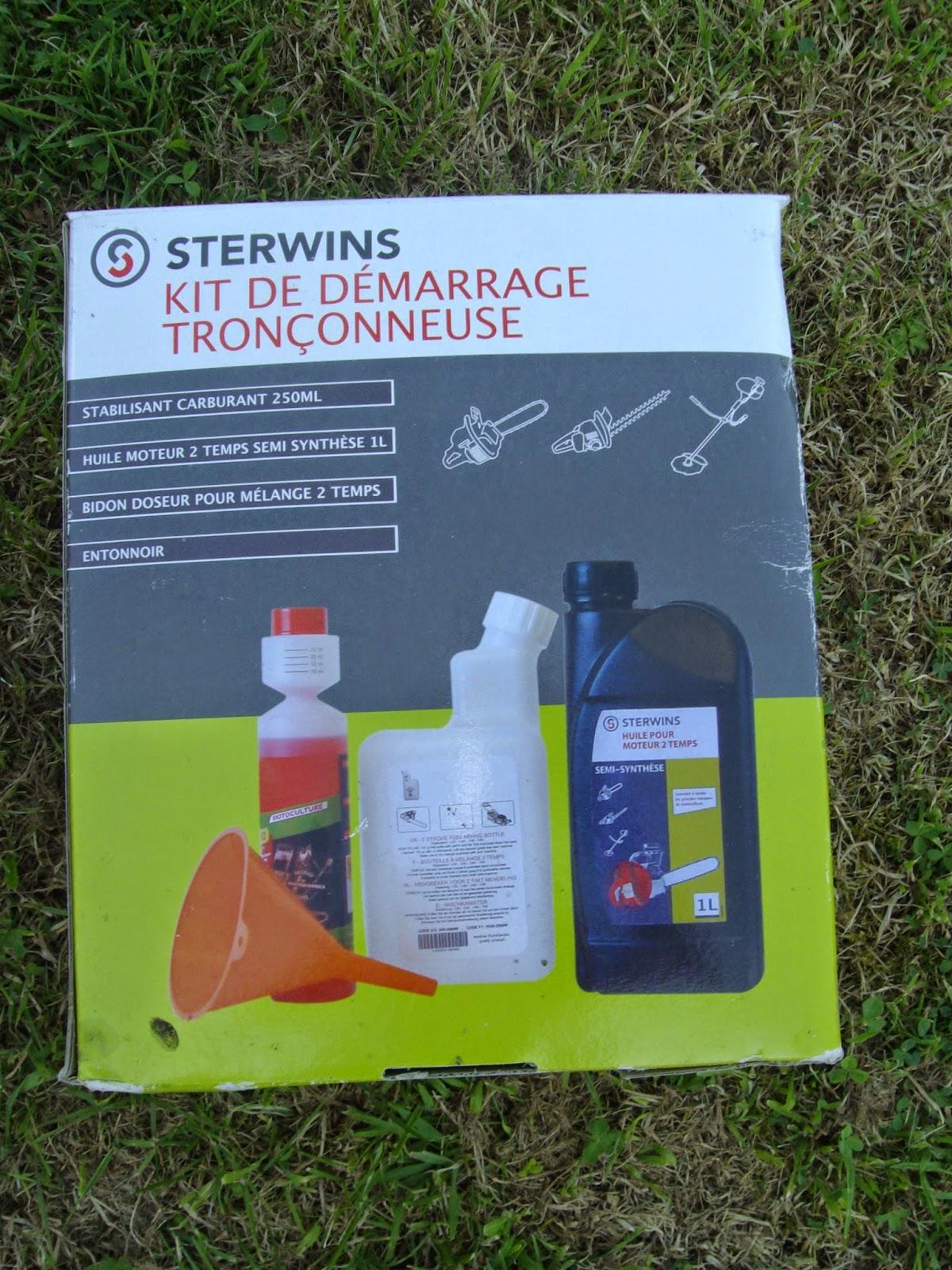 kit de démarrage STERWINS
