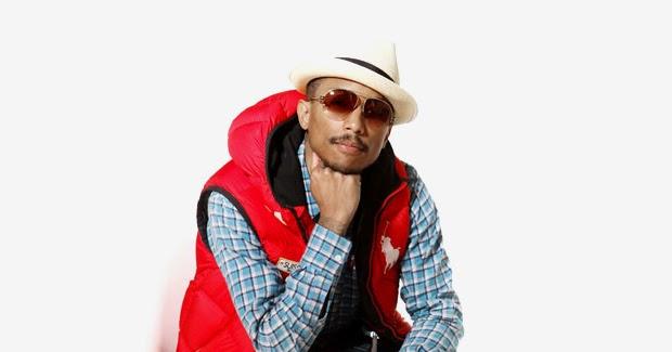 Dress Me: Style Icon: Pharrell Williams