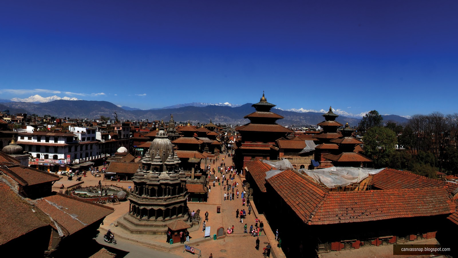 Patan Nepal  city photo : ... of Nepalese Photography and Designs: Patan Durbar Square, Nepal