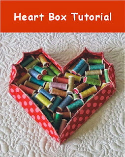 Heart Box tutorial