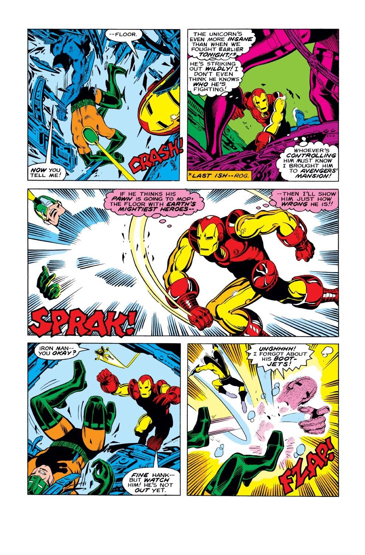 Iron Man (1968) Issue #114 #114 - English 9