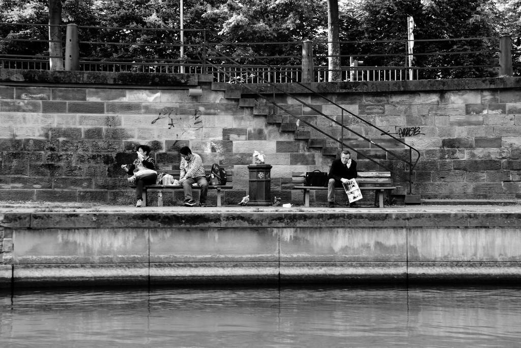 À Strasbourg (France), Guillermo Aldaya / PhotoConversa