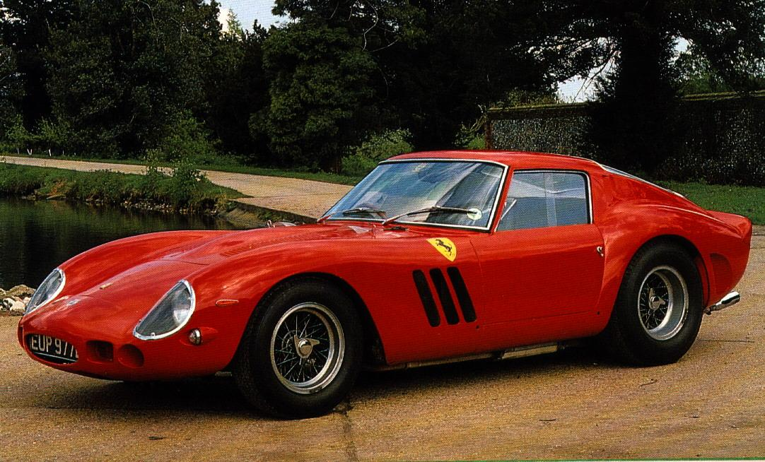 Best Cars Ever - Greatest Cars of All Time: The Ferrari 250 GTO