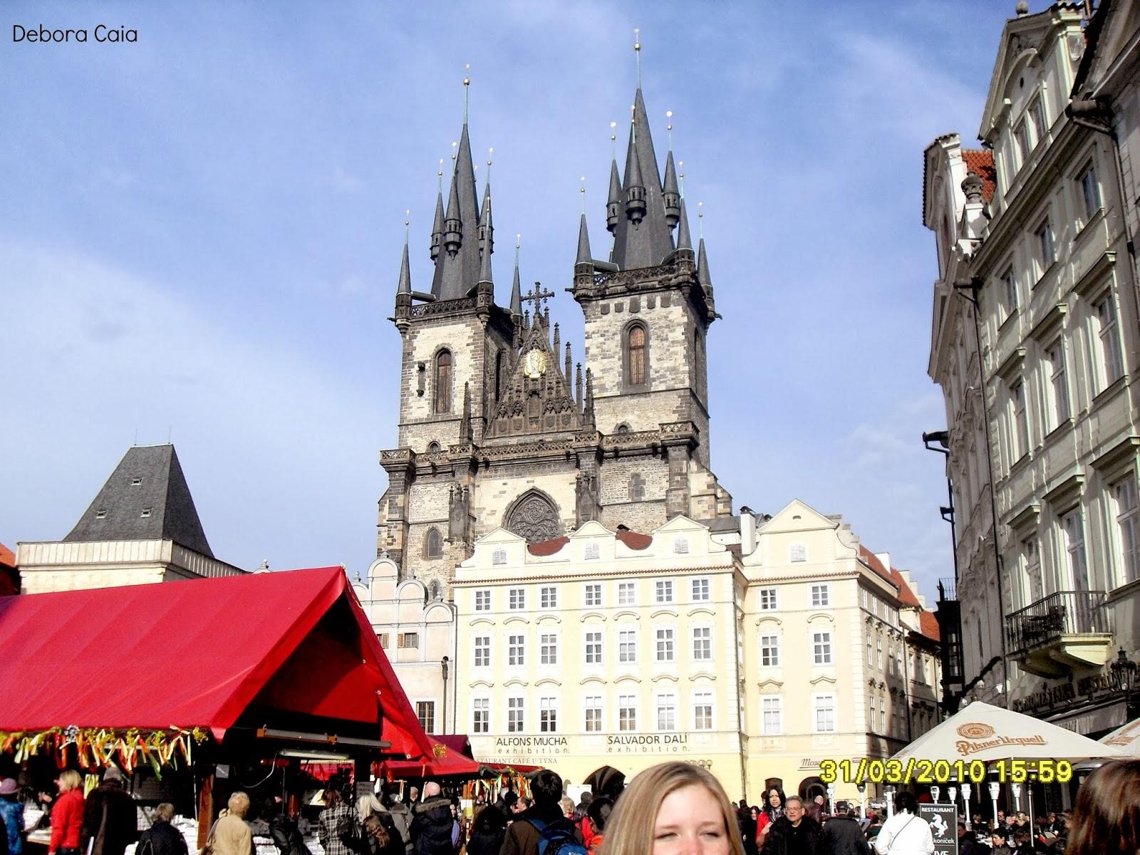 I love travel: Praga: città gotica della birra!