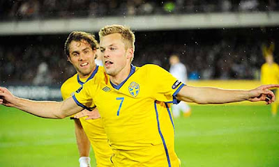 Finland 0 - 2 Sweden