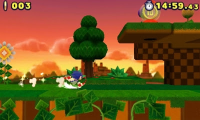 Sonic Lost World 3DS Screenshots.html Showcase Color Powers