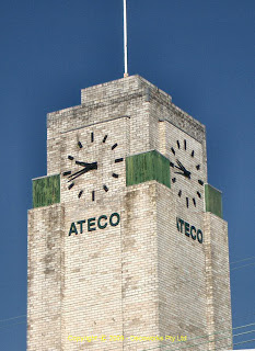 Ateco clock tower