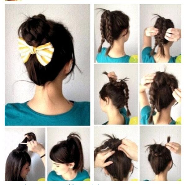 Cara MENATA Rambut Untuk Pesta