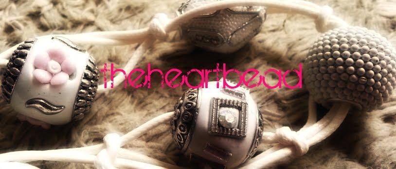 the heart bead