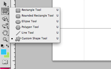 how to make a chevron shape in photoshop