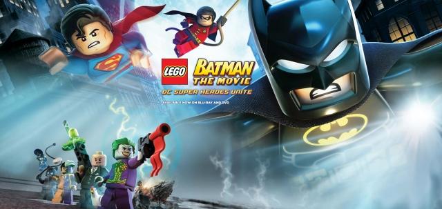 Hình ảnh phim Người Dơi Lego