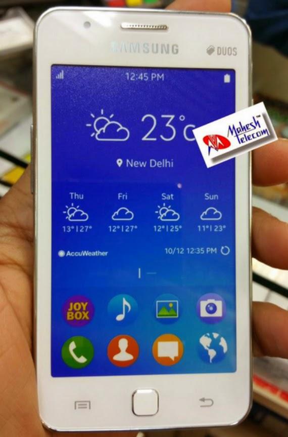 Samsung Z1 με Tizen, leaked photos και specs λίγο πριν γίνει επίσημο